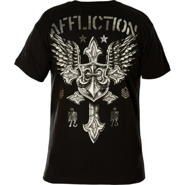 Affliction T-Shirt Return A-22758 black