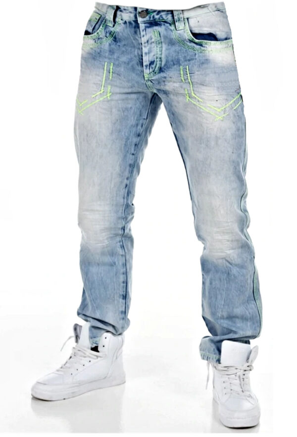 Cipo &Baxx Herren Jeans CD596
