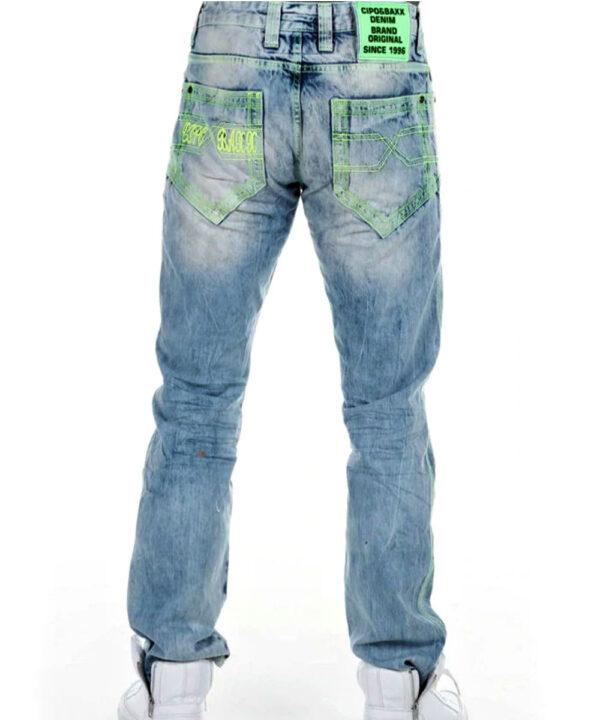 Cipo & Baxx Jeans CD-596 l