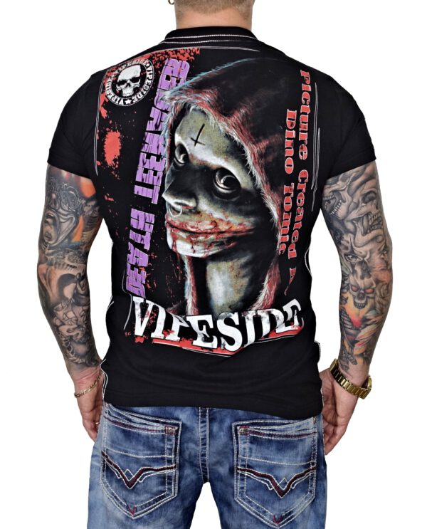 "Vipeside T-Shirt ""Death Tee"" TS-18 black"