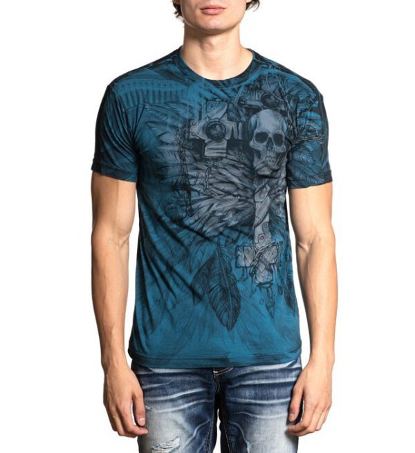 Xtreme Couture T-Shirt X-1939 blue