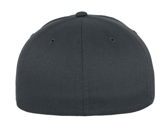 Flexfit Classic Baseball Cap 6277 dark grey