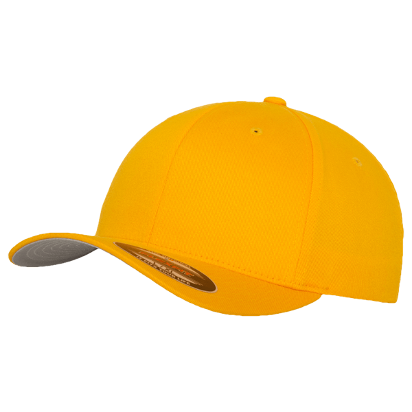 Flexfit Classic Baseball Cap 6277 gold