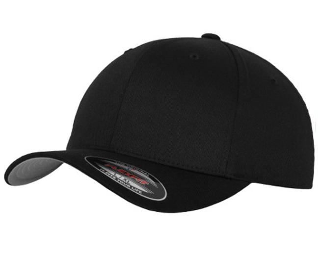 Flexfit Classic Baseball Cap 6277 black