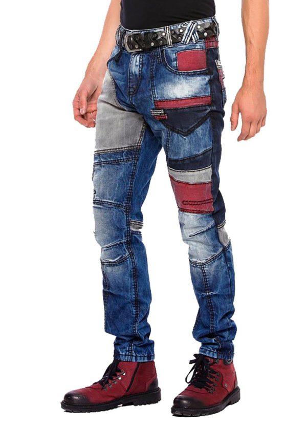 Cipo & Baxx Herren Jeans CD-574