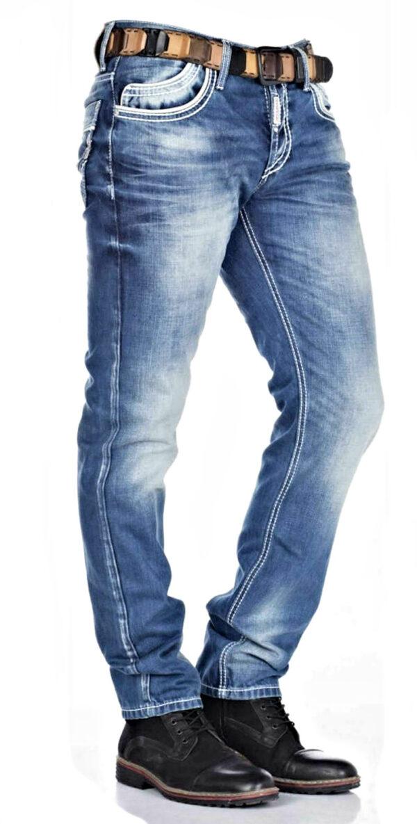 Cipo & Baxx Herren Jeans CD-184