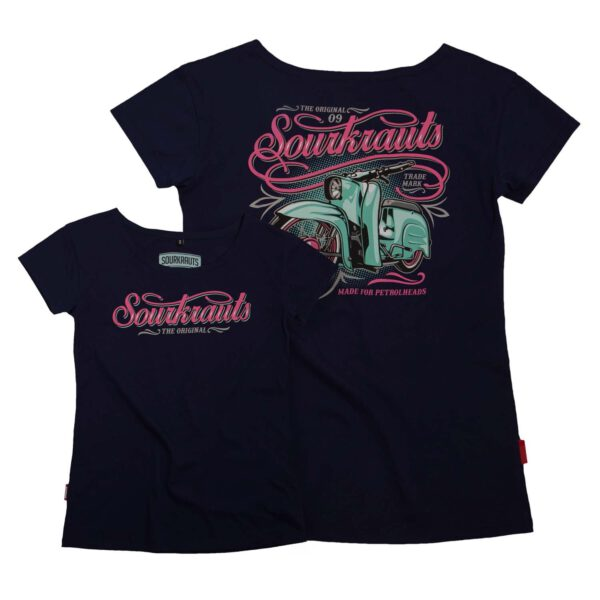 Sourkraut girly shirt janet