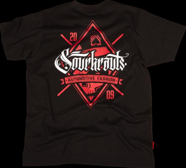 Sourkrauts-T-Shirt-Henry-schwarz