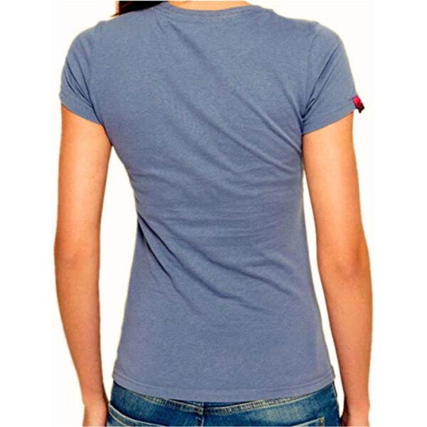 Superdry Damen T-Shirt G10003HO blu