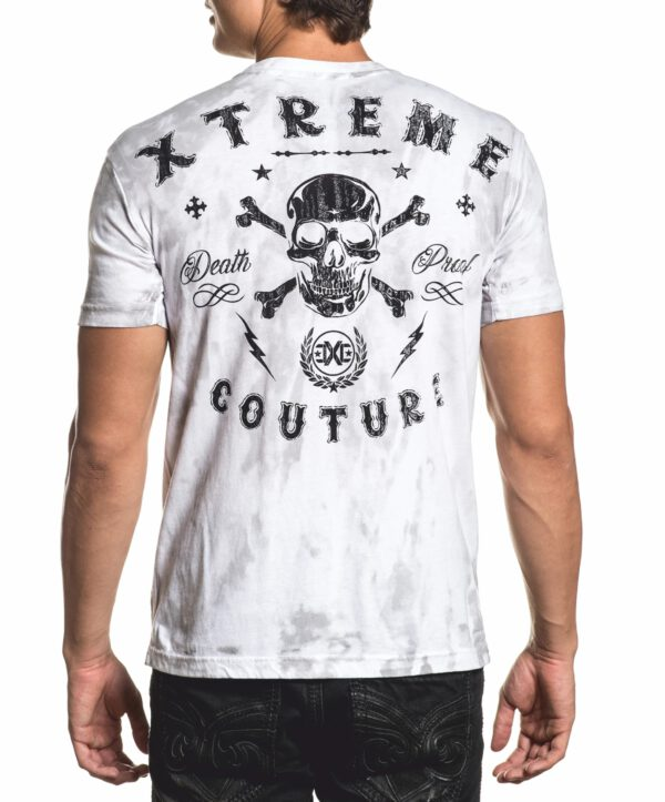 Xtreme Couture T-Shirt X-1811 weiß
