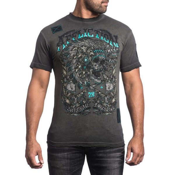 Affliction T-Shirt Apache Freedom A-13328