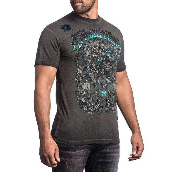 Affliction T-Shirt Apache Freedom A-13328