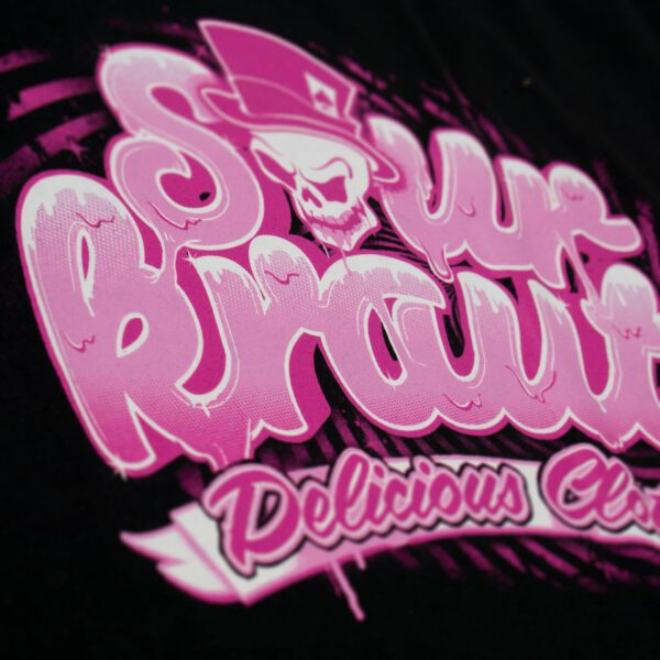 Sourkrauts Girly T-Shirt Delicious