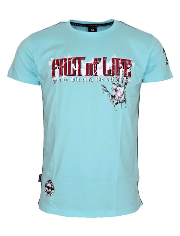 Fact of Life T-Shirt TS-27 Dark Hand.