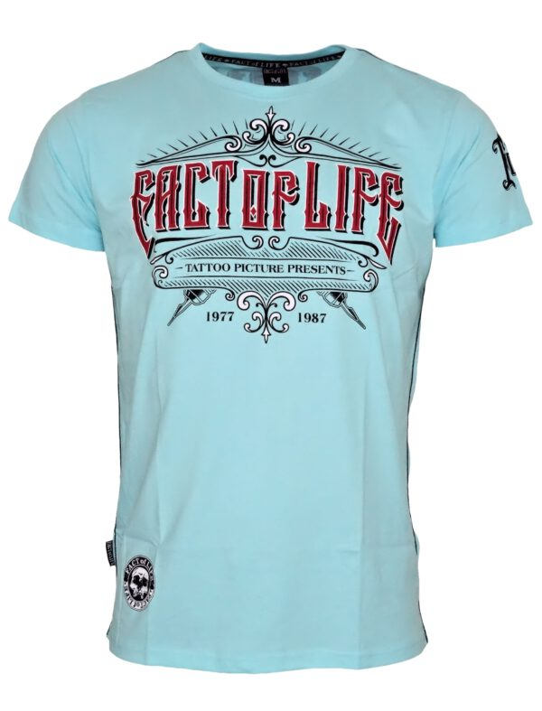 Fact of Life T-Shirt TS-31 Pik-Ass