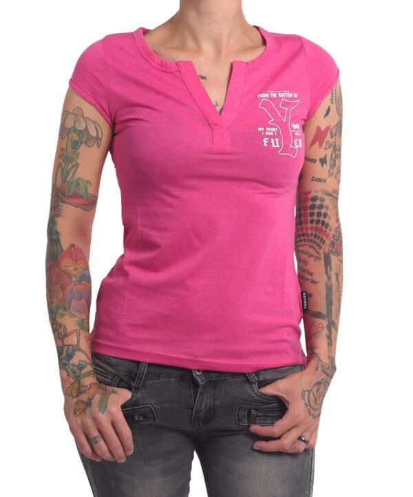 Yakuza T-Shirt My Heart GSB-16131