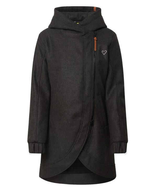 Alife and KickIn Jacke CarlottaAK Coat black