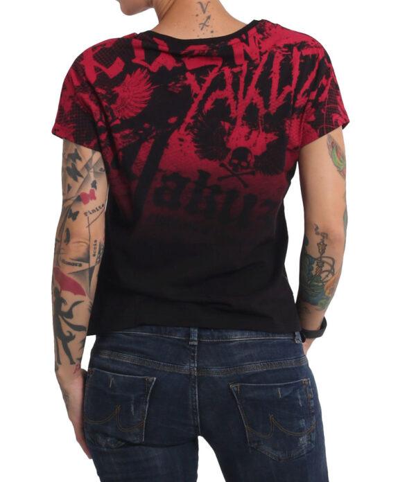 Yakuza 893Allover T-Shirt GSB 16130 black