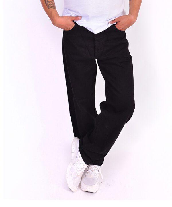 Zicco 472 Jeans - BLACK BLACK